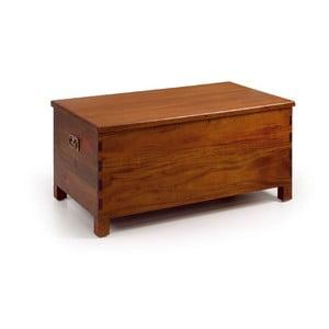 Truhlica z mahagónového dreva Moycor Trunk