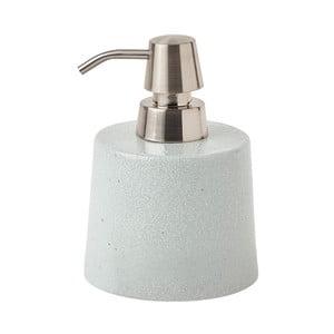 Sivý dávkovač na mydlo Aquanova Serah