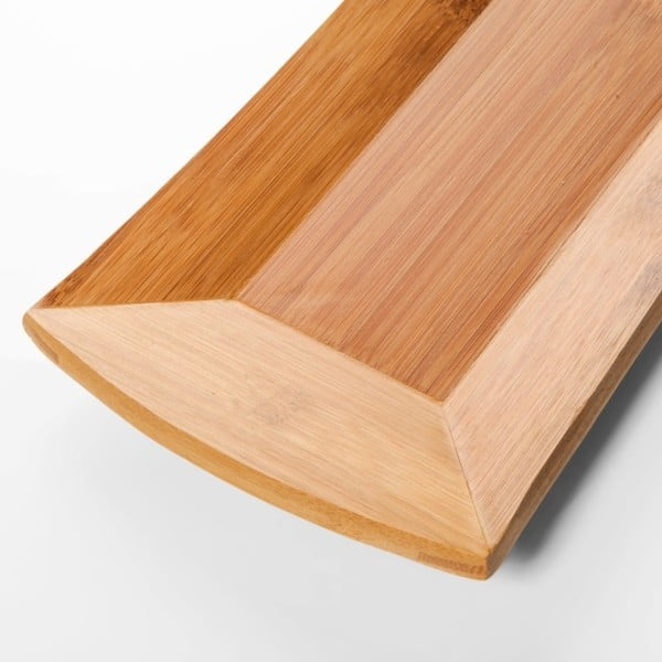 Bambusová servírovacia miska Americano, 30cm