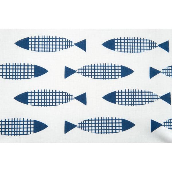 Šperkovnica Fish Blue, 23x23 cm