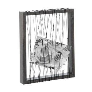 Povrázkový stojan na fotky J-Line Rope Frame,22x27cm