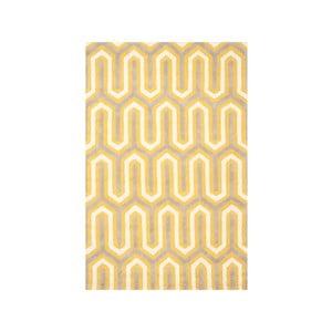 Vlnený koberec Leta, 121x182 cm