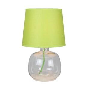 Stolová lampa Mandy, zelená