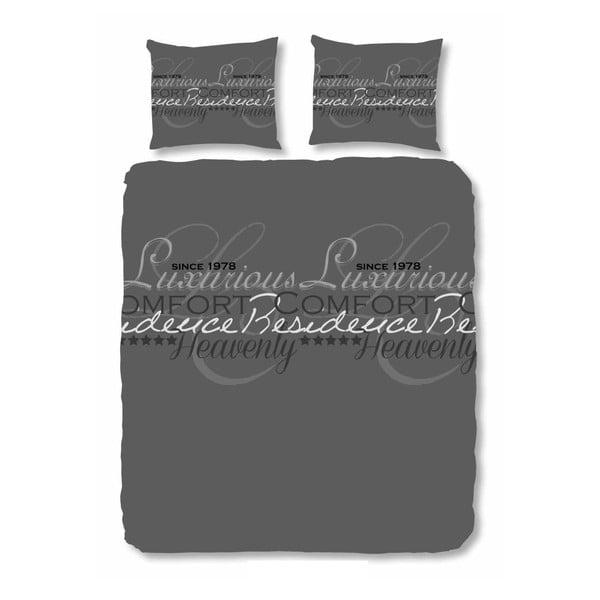 Obliečky Luxurious Grey, 140x200 cm