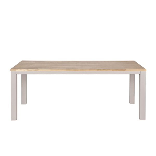 Jedálenský stôl Capo Oak, 90x200 cm