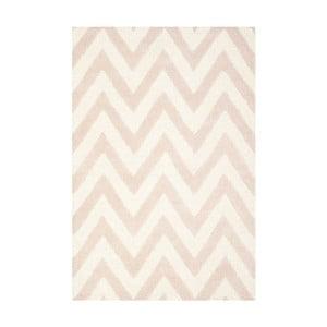 Vlnený koberec Stella Powder, 121x182 cm