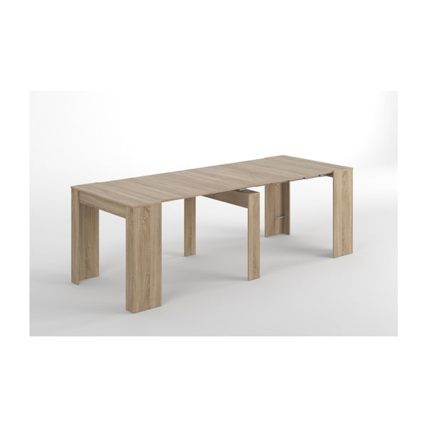 Rozkladací jedálenský stôl z kanadského dubu Evergreen Hous Harry