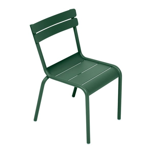 Zelená detská stolička Fermob Luxembourg