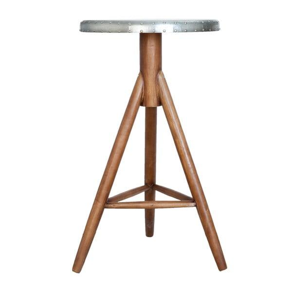 Odkladací stolík Clayre & Eef Simplecity