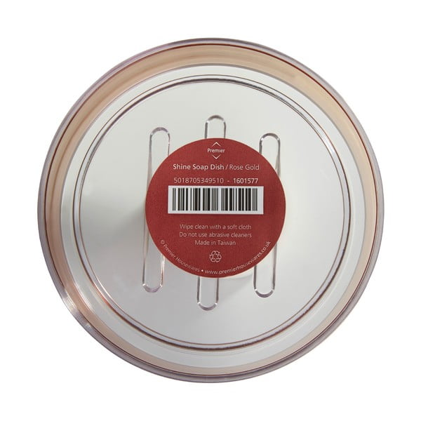 Miska na mydlo Premier Housewares Shine