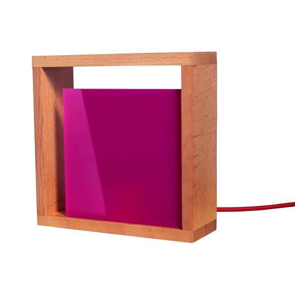 Stolová lampa Vitamin, fialová