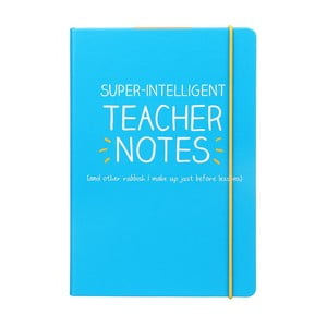 Linajkový zápisník A5 Happy Jackson Intelligent Teacher Notes