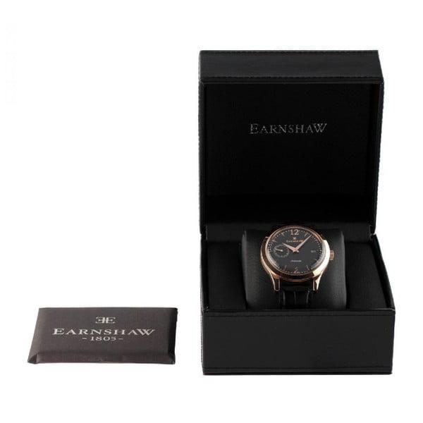 Pánske hodinky Thomas Earnshaw Black/Rose Gold