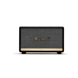 Čierny reproduktor s Bluetooth pripojením Marshall Acton II