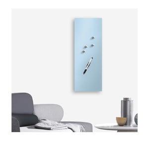 Magnetická tabuľa Memo Blue, 30 x 80 cm