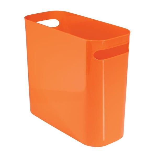 Úložný kôš Una Orange, 27x12,5 cm
