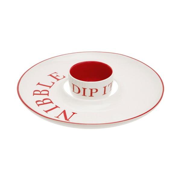 Servírovací tanier na jednohubky a dip Premier Housewares Hollywood