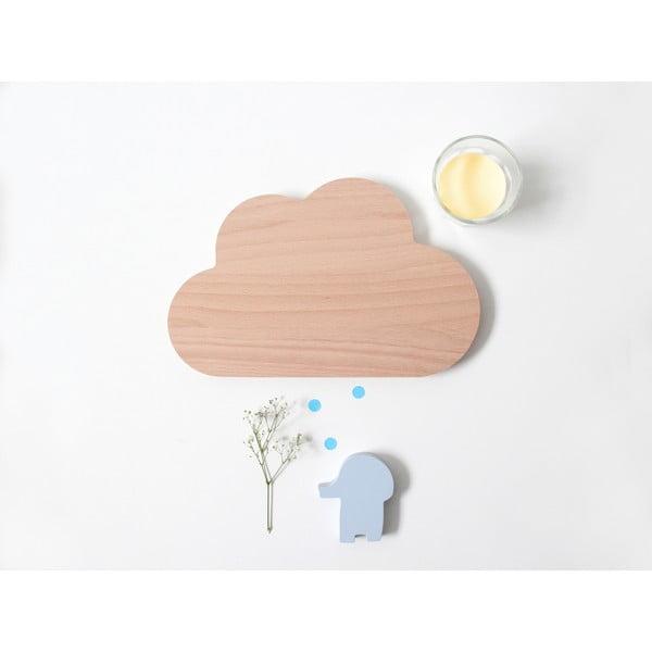 Drevená doštička SNUG.Cloud