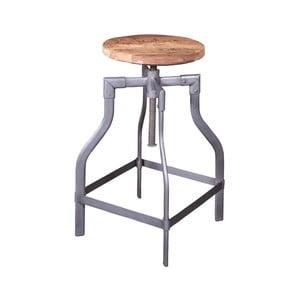Barová stolička Antic Line Billot, ø 33 cm