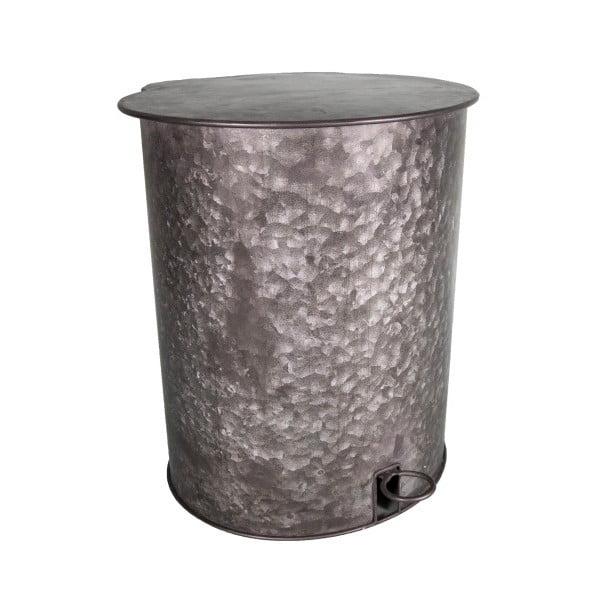 Odpadkový kôš Antic Line Poubelle Zinc