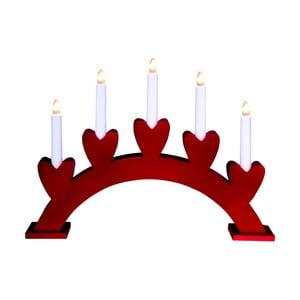 Svietnik LED Varal