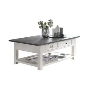 Konferenčný stolík Skagen, 140x53x80 cm