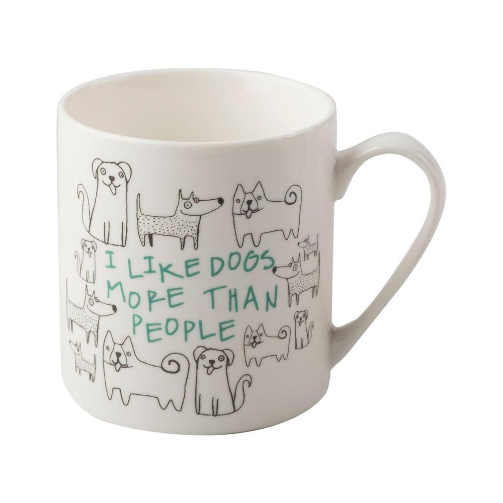 Porcelánový hrnček Creative Tops Dog, 300 ml