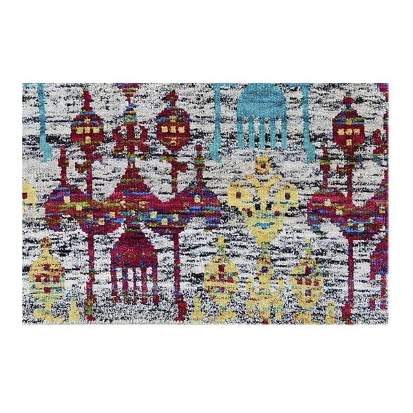 Ručne tkaný koberec Ikar Multi, 160x230cm