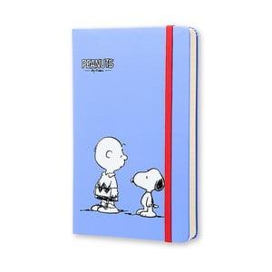 Denný diár Moleskine Peanuts, 13x21 cm