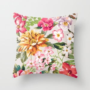 Obliečka na vankúš Floral I, 45x45 cm