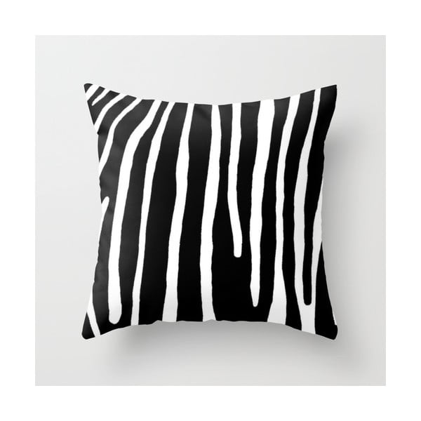 Obliečka na vankúš Zebra II, 45x45 cm