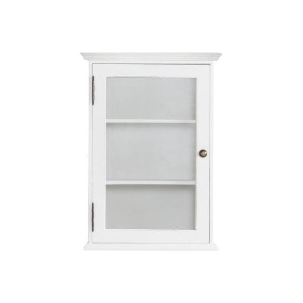 Nástenná skrinka Charlston White, 42x61x22 cm