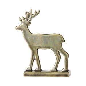 Kameninová soška soba Bloomingville Reindeer