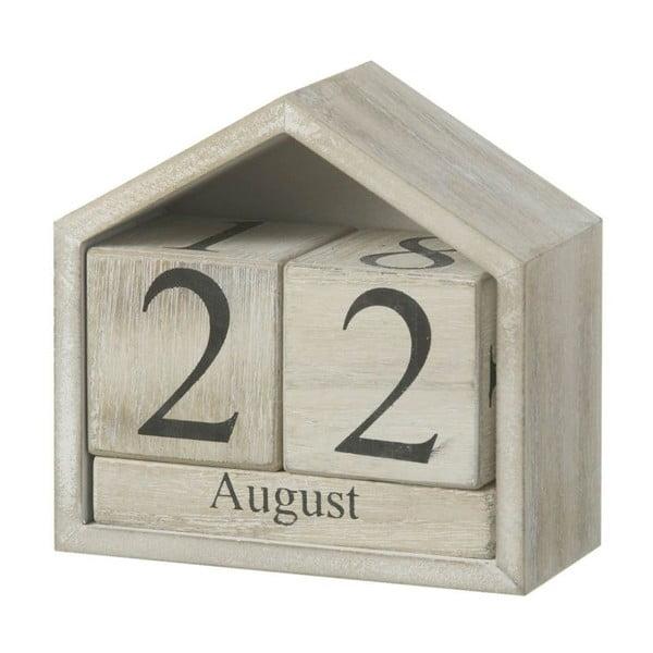 Stolový kalendár House Parlane Natural