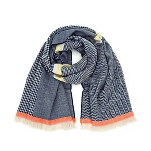 Modrý šál Avril