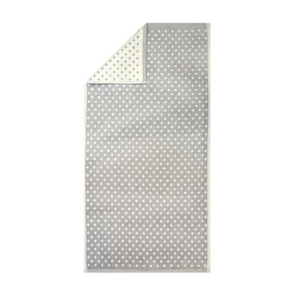 Uterák Nostalgie Grey Dots, 50x100 cm