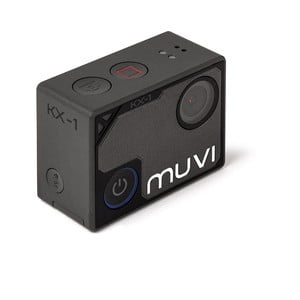 4K kamera s vodoodolným obalom Veho KX-1 Muvi™, 12 megapixelov