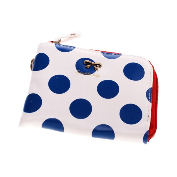 Malá peňaženka Languo Circus s bodkami