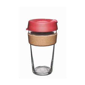 Cestovný hrnček s viečkom KeepCup Brew Cork Edition Thermal, 454 ml