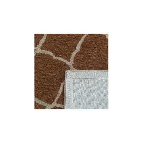 Koberec Wool Eight, 153x244 cm