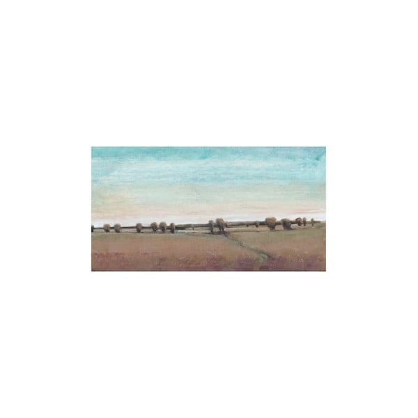 Obraz Rural Retreat, 55x115 cm