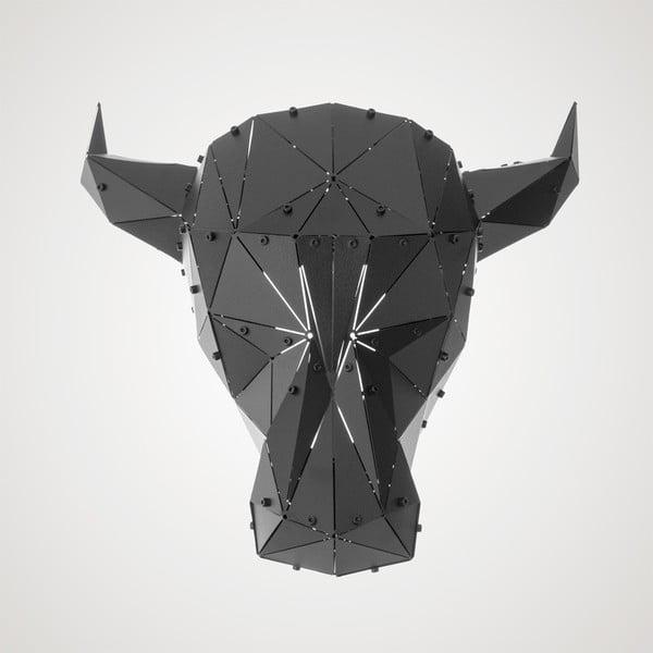 Nástenná kovová dekorácia Bully