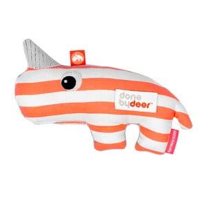 Oranžová hračka Done by Deer Nozo