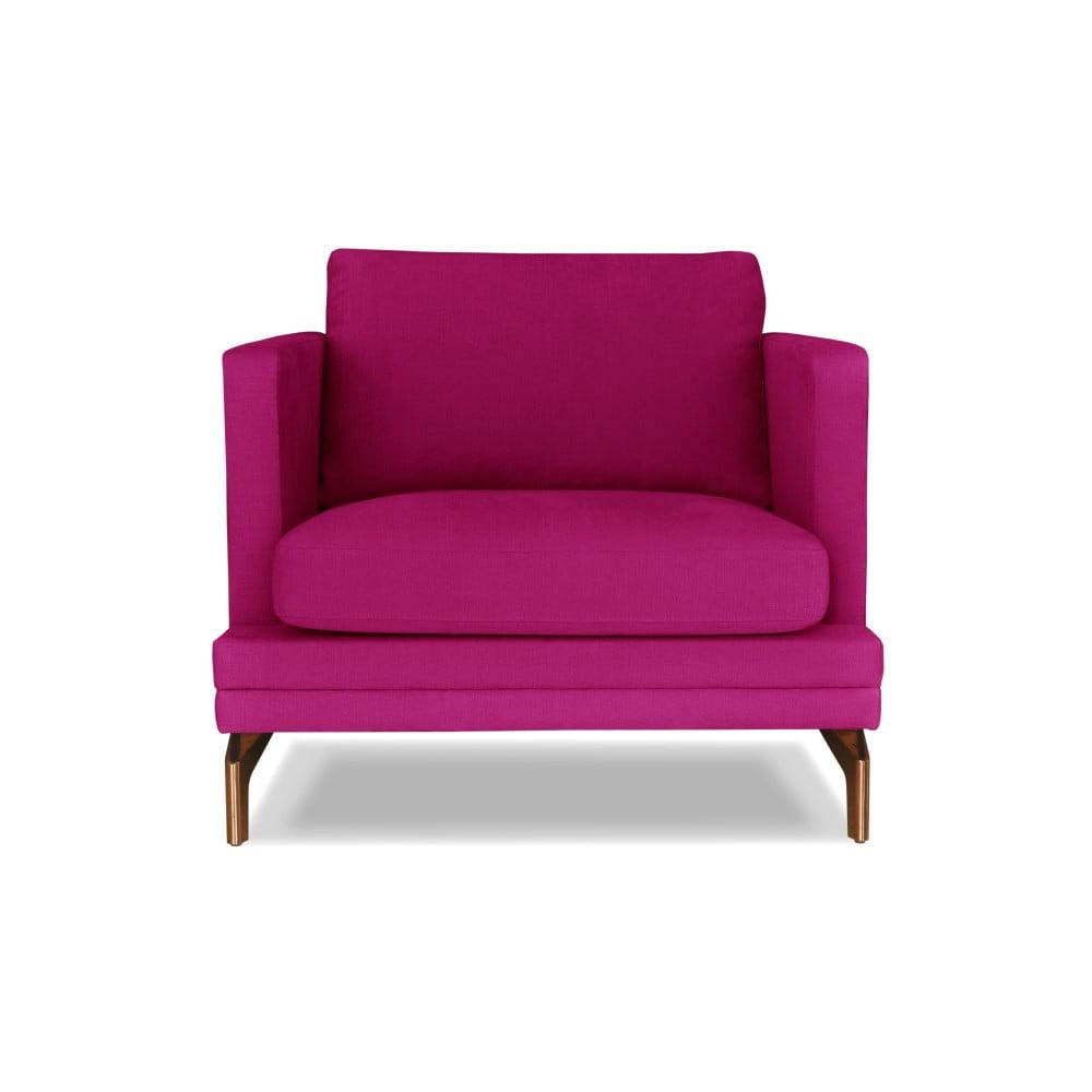 Ružové kreslo Windsor & Co. Sofas Jupiter