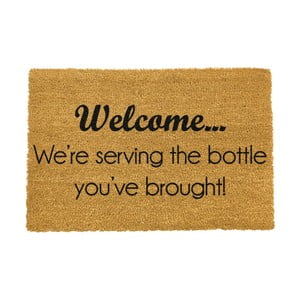 Rohožka Artsy Doormats Bottle You've Brought, 40 × 60 cm
