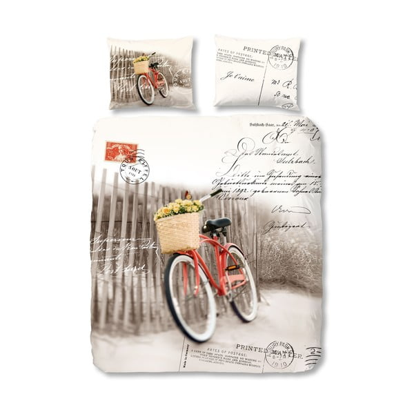 Obliečky Bicycle Multi, 140x200 cm