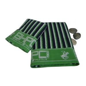 Sada 2ks uterákov BHPC Green, 50x100 cm