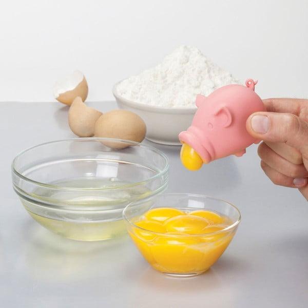 Oddeľovač žĺtkov od bielkov Yolka Pig