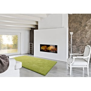 Zelený koberec Universal Catay, 100 × 150 cm