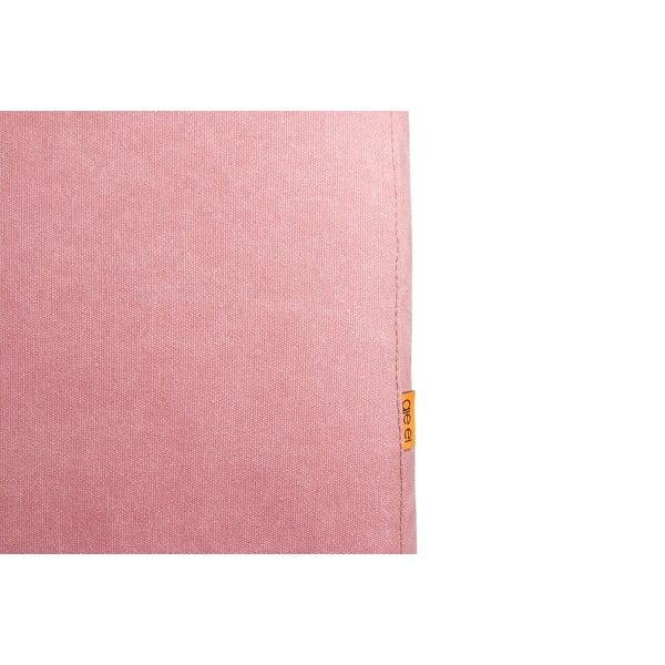 Stolička Gie El, ružová